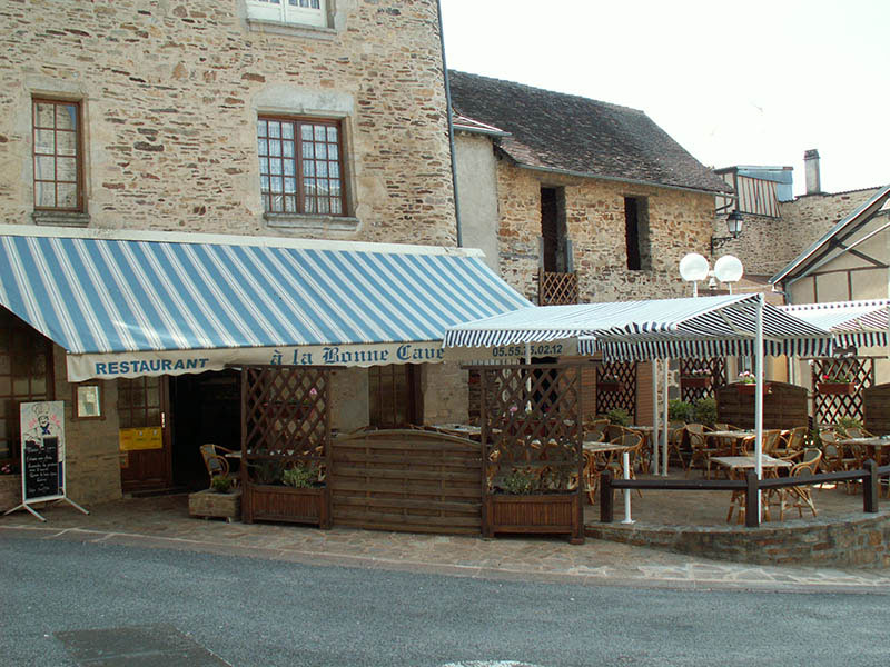 Dagtrips restaurants in de Limousin