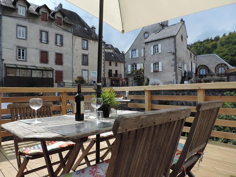Ferienhaus Auvergne (2-4 Personen)   La-Bastide