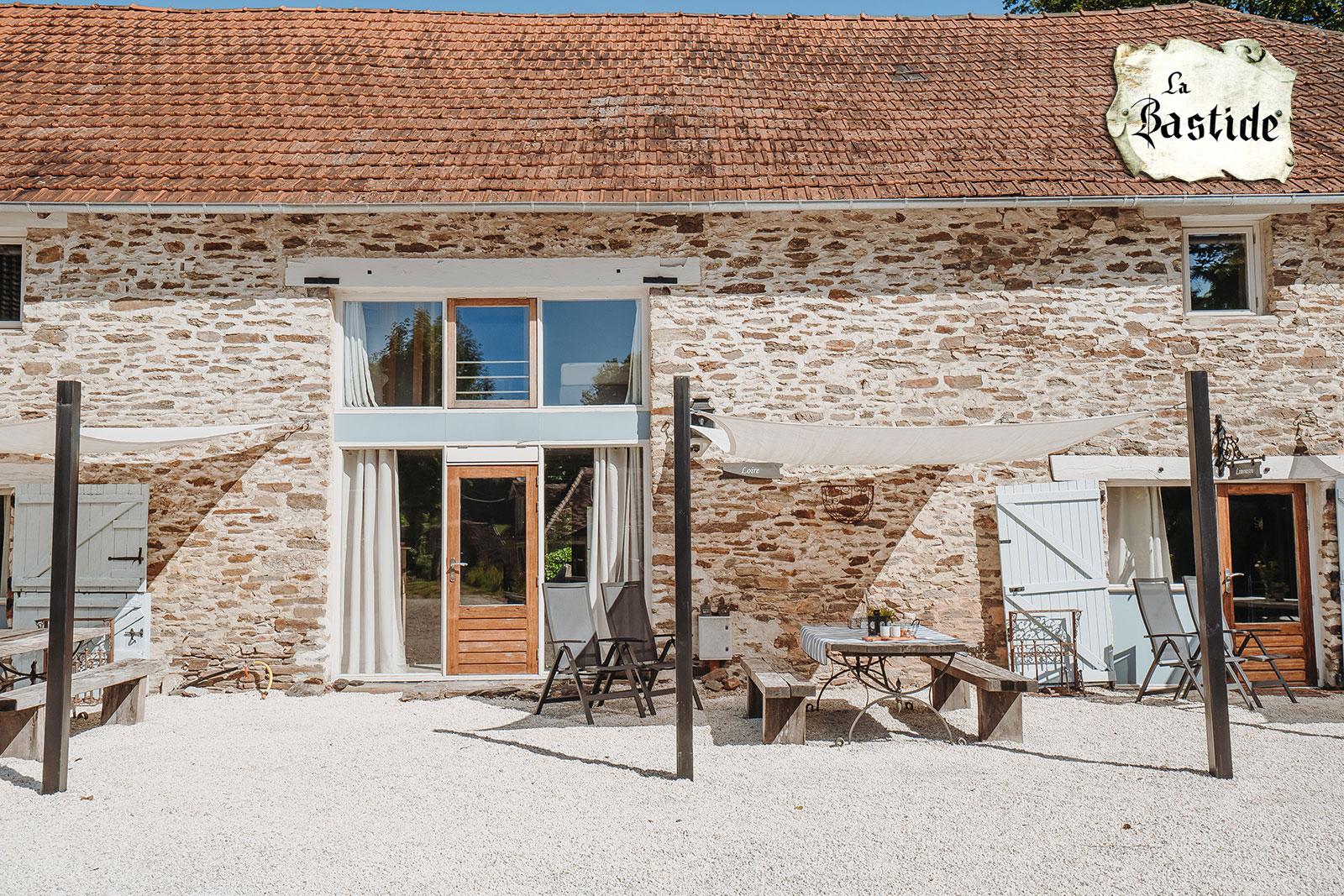 Ferienhaus Loire (4 Personen)