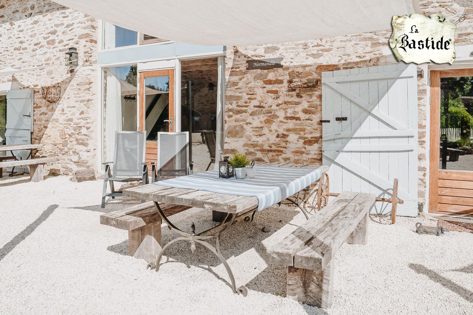 Maison de vacances Normandië (4-5 personnes)