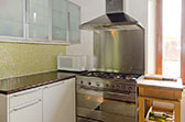 Mooie ruime keuken