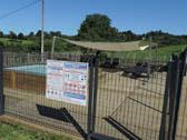 Zwembad 5 meter  rond en 90 cm diep