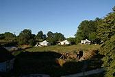 3 compleet ingerichte Safari tenten