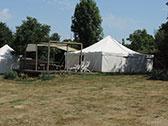 Luxe kamperen in de Limousin