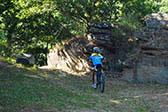 Mountainbike en fietsen in de Limousin