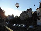 Ballonvlucht over je vakantiehuis