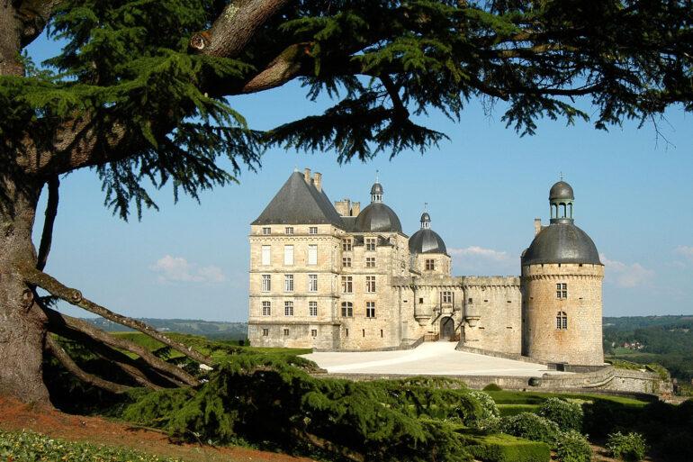 Kasteel Château de Hautefort