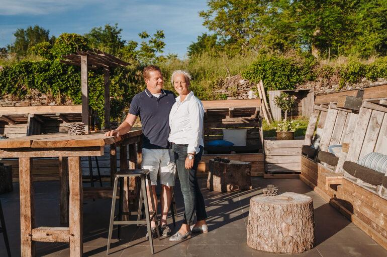 La-Bastide Nederlandse eigenaren Patricia en Eugene