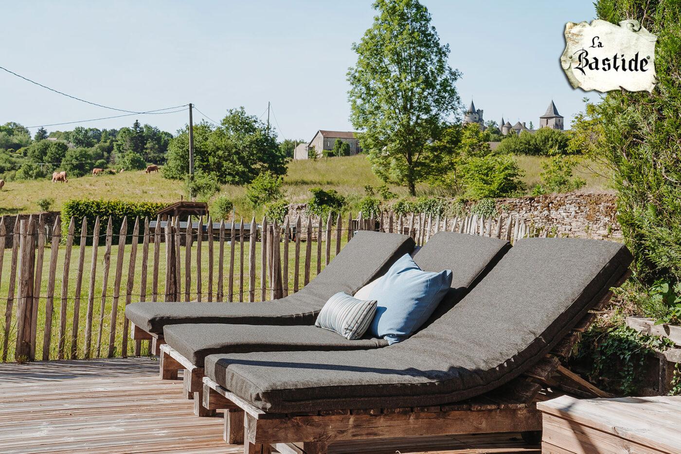 Online vakantiehuis reserveren bij vakantiedomein La-Bastide in Frankrijk Haute-Vienne