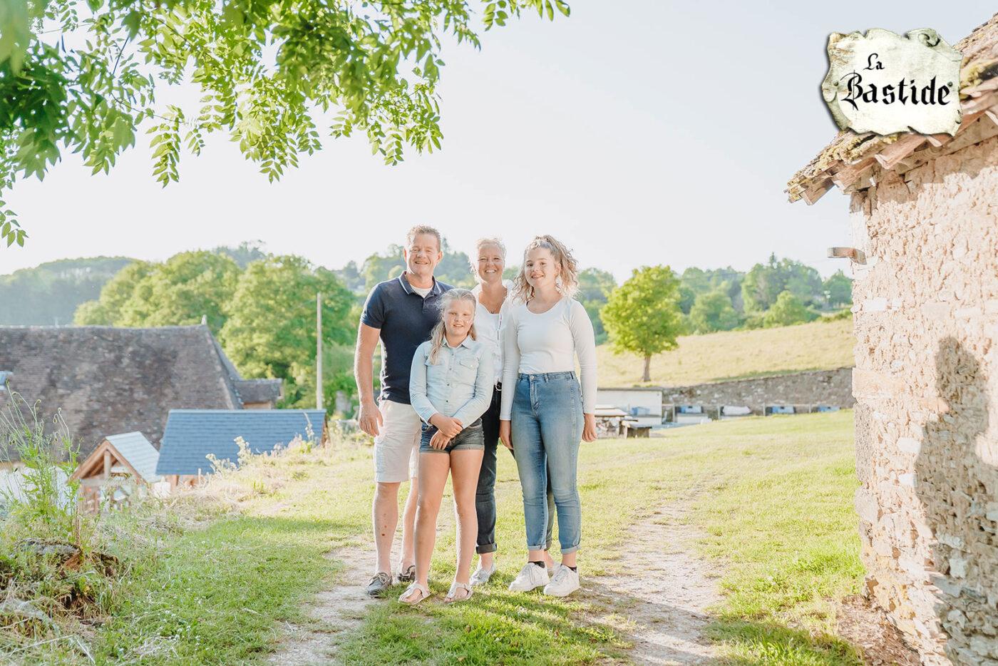 Over ons, de Nederlandse eigenaren van Vakantiedomein La-Bastide