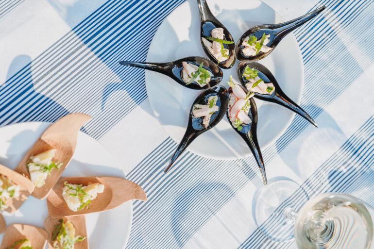 Table d'hôtes La-Bastide lekker eten