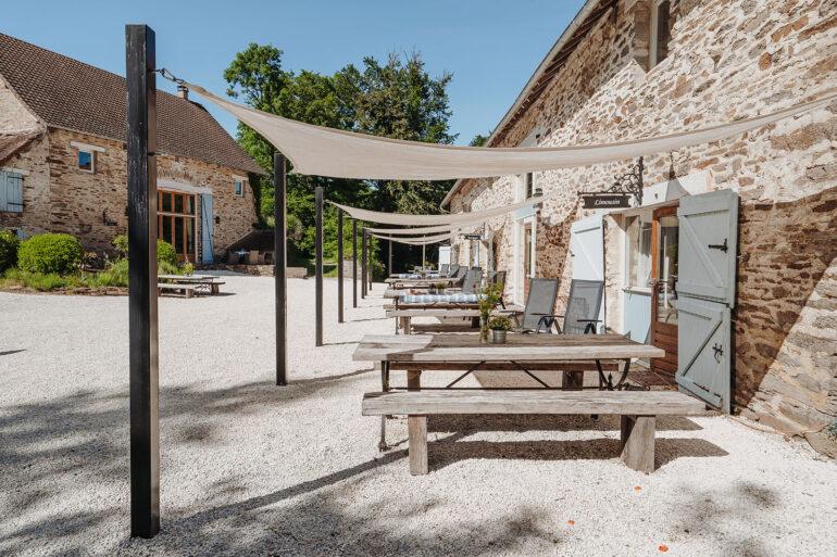Vakantiedomein La-Bastide landelijk gelegen in Frankrijk