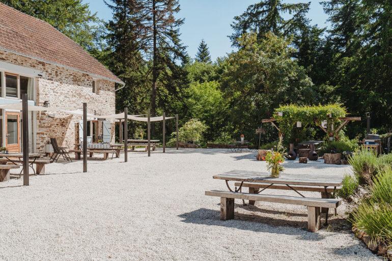 Vakantiedomein La-Bastide ruim opgezet sfeervol top vakantieplek