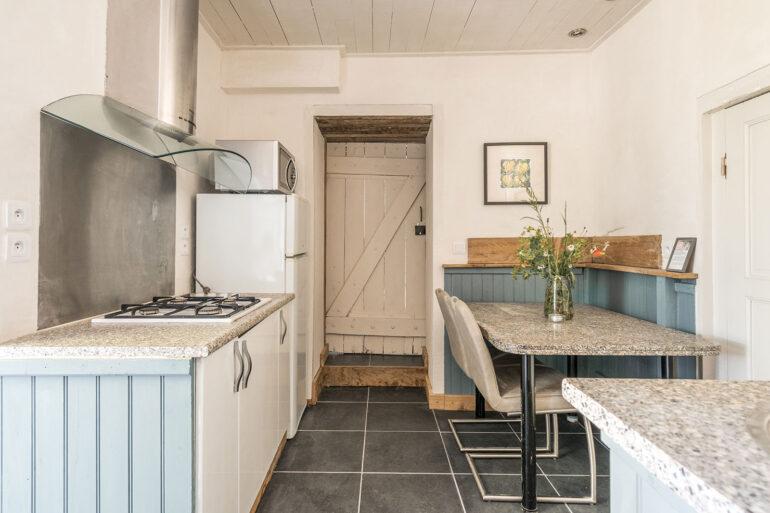 Vakantiehuis Dordogne La-Bastide keuken van alle gemakken voorzien
