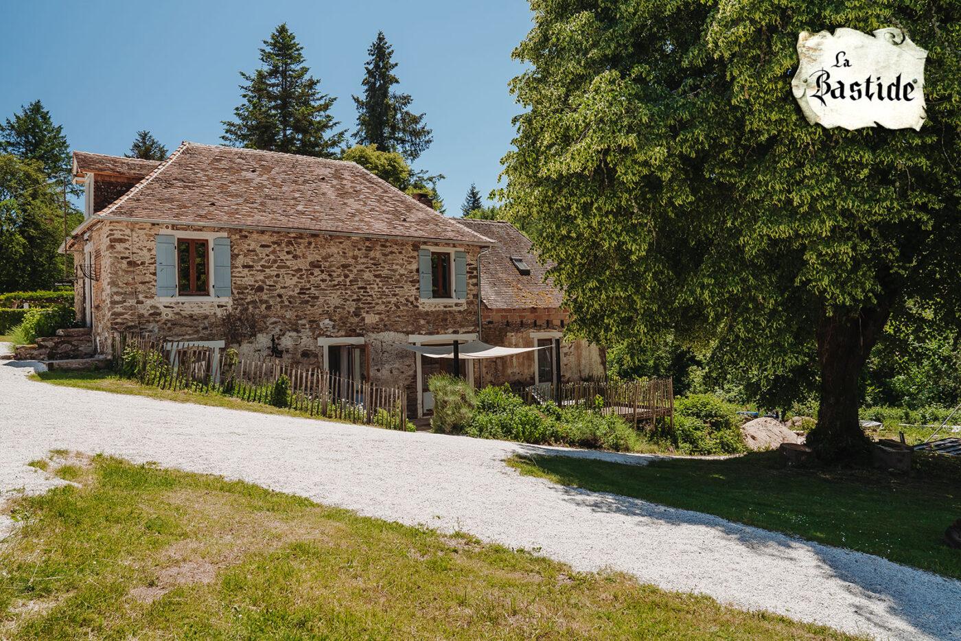 La-Bastide's vakantiehuis Dordogne