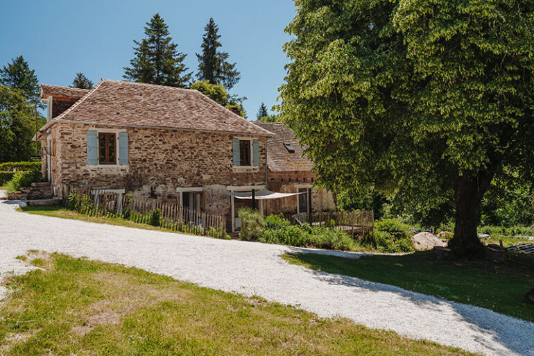 Vakantiehuis Dordogne vakantiedomein La-Bastide