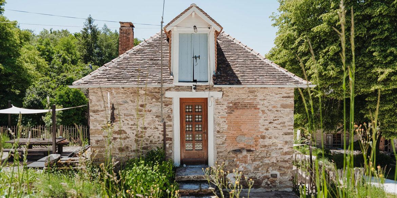 La-Bastide's vakantiehuis Haute Vienne (4-5 personen)