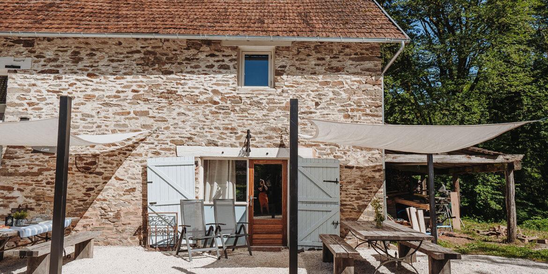 La-Bastide's vakantiehuis Limousin (6-7 personen)
