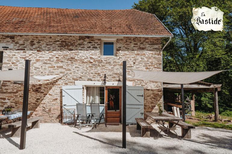 La-Bastide's vakantiehuis Limousin
