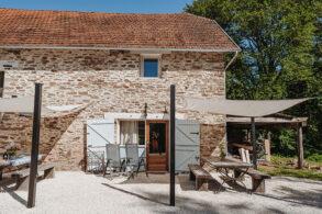 Vakantiehuis Limousin vakantiedomein La-Bastide