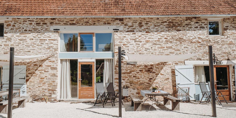 La-Bastide's vakantiehuis Loire (4-5 personen)