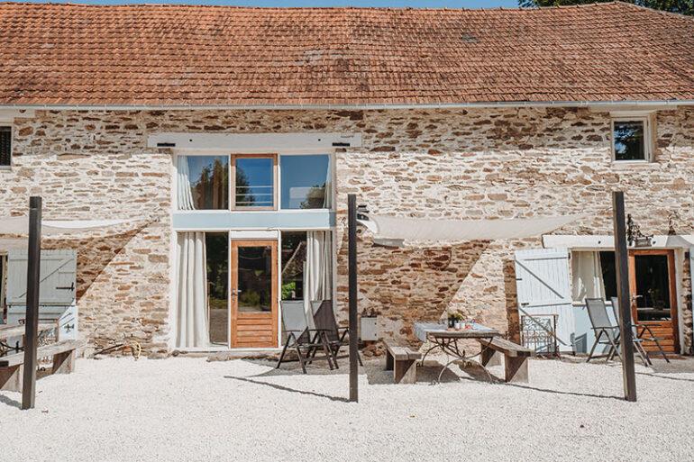 Vakantiehuis Loire vakantiedomein La-Bastide