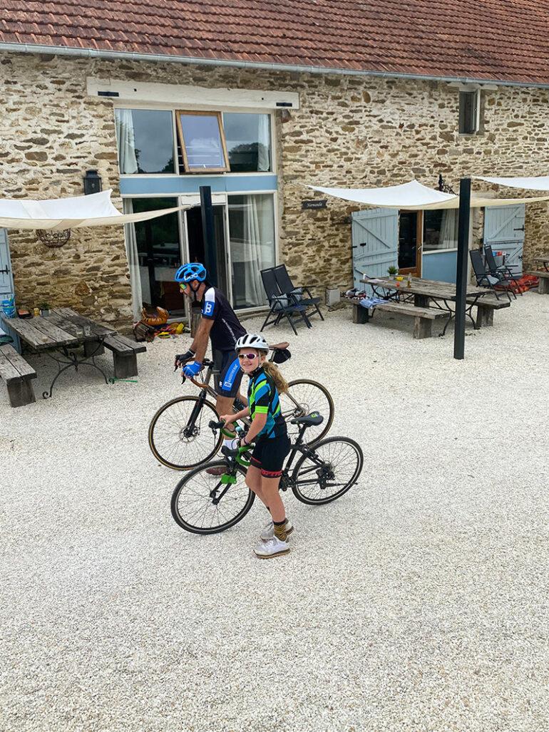 Activiteiten La-Bastide fietsen in Frankrijk, Haute-Vienne regio Nouvelle-Aquitaine!