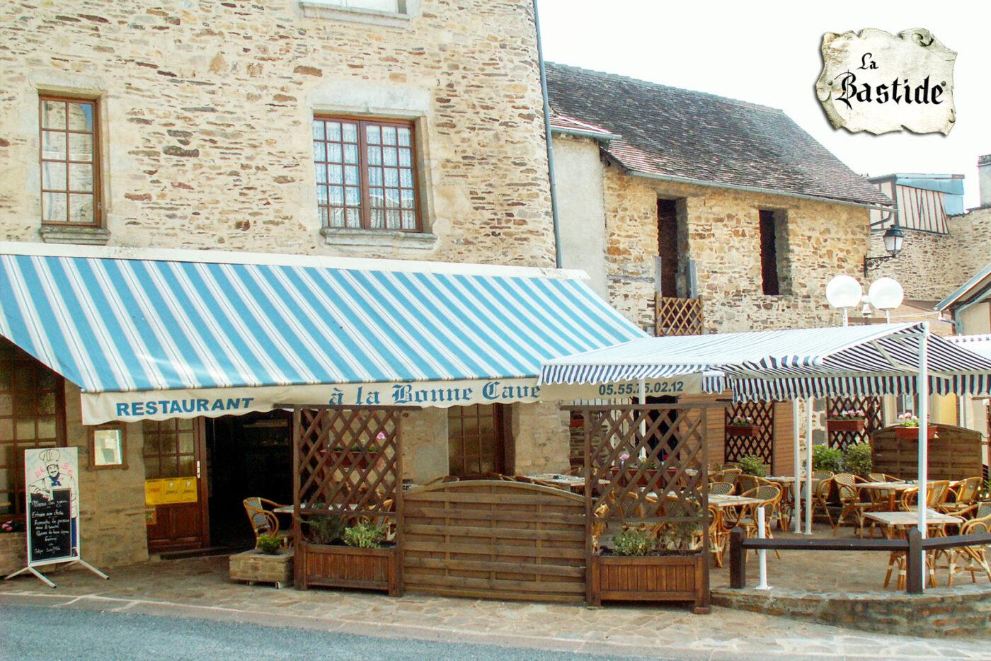 La-Bastide omgeving restaurants in de Haute-Vienne Frankrijk
