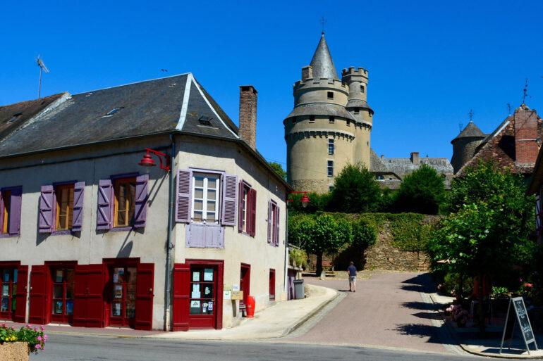 Omgeving La-Bastide Coussac-Bonneval office du toerisme